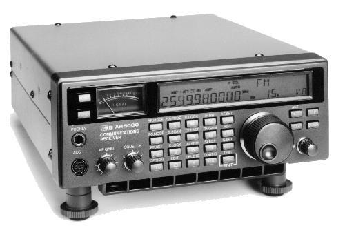 AOR AR-5000