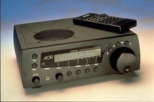 AOR AR-7030