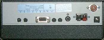 IC-R75 back