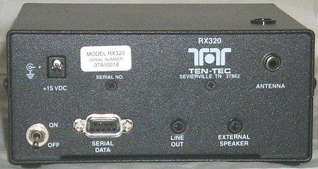 RX320 back